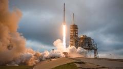 SpaceX изстрелва BulgariaSat-1