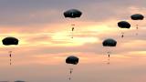 Военно учение: САЩ с въздушен десант на летище, наши военни им се противопоставят