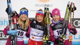 Майкен Касперсен Фала стана шампионка в спринта на световното първенство по ски
