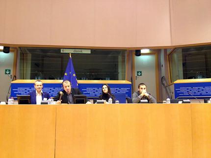 Ранобудните организират препитване на еврокандидатите
