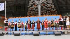 Дъщерята на Петър Мерков взриви публиката при откриването на Световното по кану-каяк
