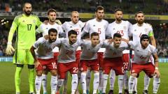 Грузия отбеляза с победа промоцията си в Дивизия 3