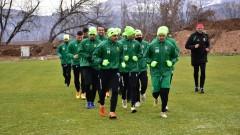 Ботев (Враца) уреди контрола срещу елитен сръбски тим