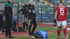 Бруно Акрапович: Целта пред нас е да спечелим Купата на България
