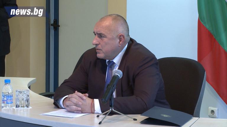 Борисов поиска пълна проверка на сделката по продажбата на ЧЕЗ