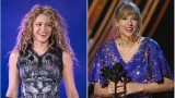 Тейлър Суифт, Бионсе, Риана и кои са най-високоплатените певици за 2019 г. според Forbes
