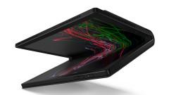 Lenovo показа своя лаптоп със сгъваем екран (снимки)