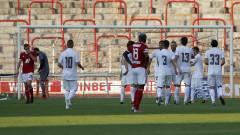 ЦСКА се издъни в генералната си репетиция преди старта на новия сезон