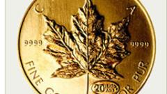 Канадците секат най-скъпата и най-голяма златна монета в света