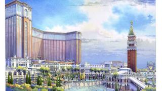 Най-голямото казино в света отваря врати днес