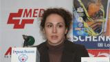 Мария Петрова подхваща гимнастиката в Благоевград