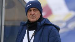 Делио Роси оптимист за бъдещето на Левски