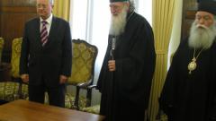Танев отказа на Синода задължителен час по религия