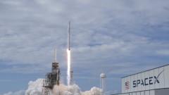 SpaceX успешно завърши изстрелване на две ракети със сателити в рамките на 3 дни