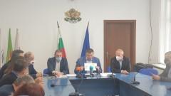 Ангелов: Няма място за тревога в Търговище