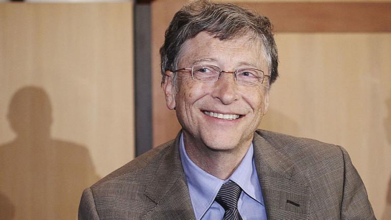 Простата стратегия, която позволява на Бил Гейтс да увеличава богатството си