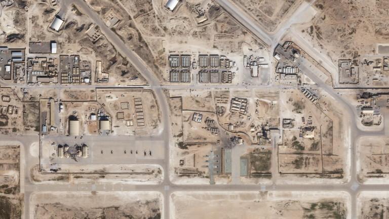 US войниците знаели, че базата Ал Асад ще бъде атакувана от Иран и се скрили в бункери