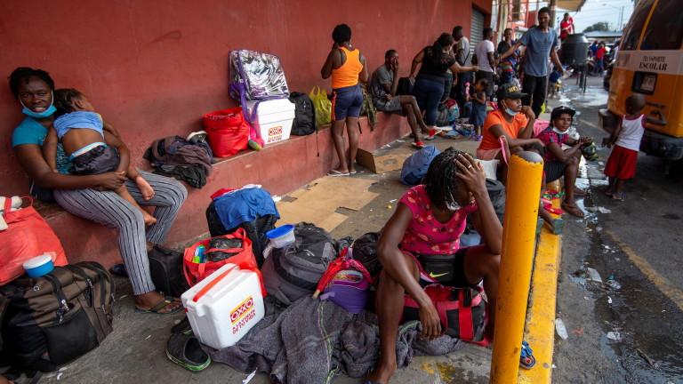 Около 192 000 мигранти са били заловени при опит за