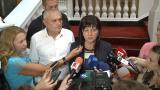 ГЕРБ бранят Борисов от опозицията – трябва да се радват за него