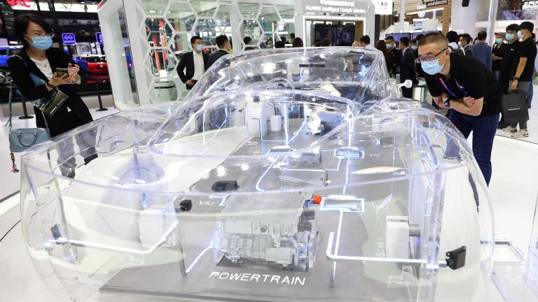 Готов ли е Huawei да си мери бизнеса с Tesla