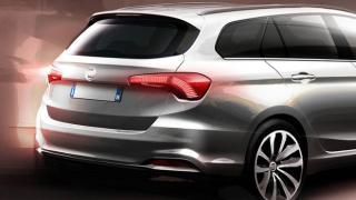 """Fiat """"открехна завесата"""" пред новото комби Tipo"""