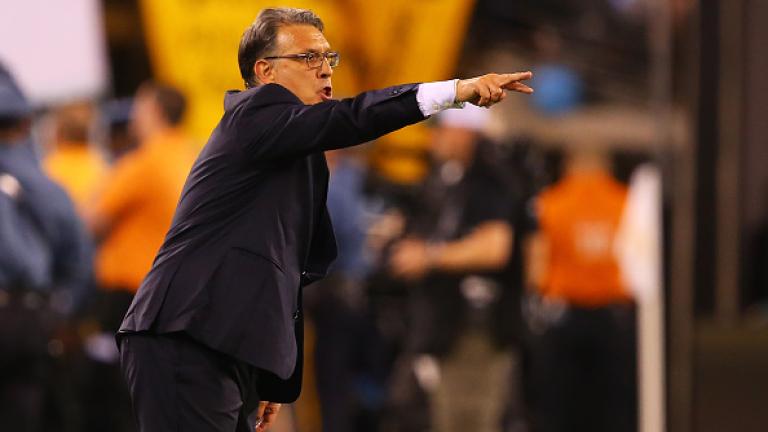 Бившият треньор на Барселона и аржентинския национален отбор Херардо Мартино