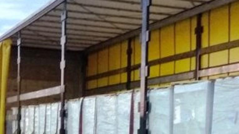 Близо 16 т цигарени опаковки задържаха митничари в района на