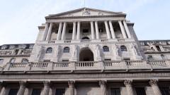 Банката на Англия вдигна основната лихва до най-високото ниво от 10 г.