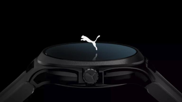 Първият смарт часовник на Puma