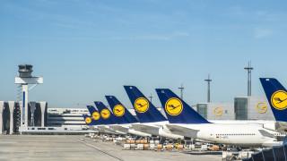Скъпото гориво и свръхкапацитетът донесоха загуба за Lufthansa
