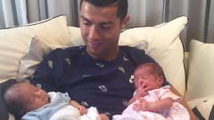Роналдо мечтае за... седем деца