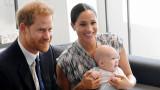Принц Хари, Меган Маркъл и първата им Коледа като семейство