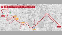 Предлагат удължаване на автобусна линия 73 в София