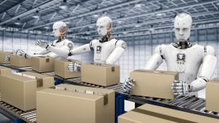 Как МРЗ повишава стандарта на живот на работниците: Walmart заменя персонала с роботи