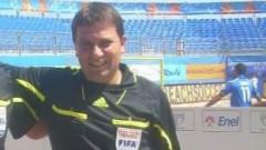 Стоян Алексиев е новият главен мениджър на съдиите