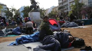 Над 144 хил. мигранти влезли в Европа от началото на годината