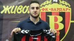 ЦСКА преговаря с Тигран Барсегян - национал на Армения и голмайстор на Вардар (Скопие)!