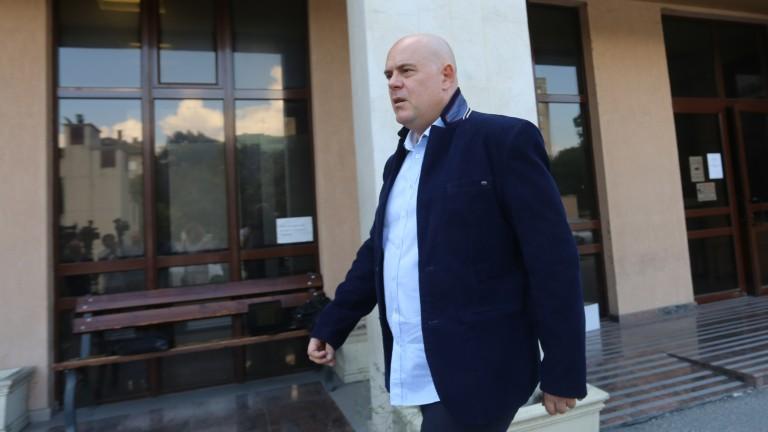 Иван Гешев: Пробивът в НАП - активно мероприятие, политическо