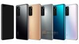 Ето как ще изглежда Huawei P40 Pro