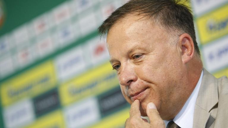 Изпълнителният директор на БФС Борислав Попов пред ТОПСПОРТ за ЦСКА и писмото до УЕФА