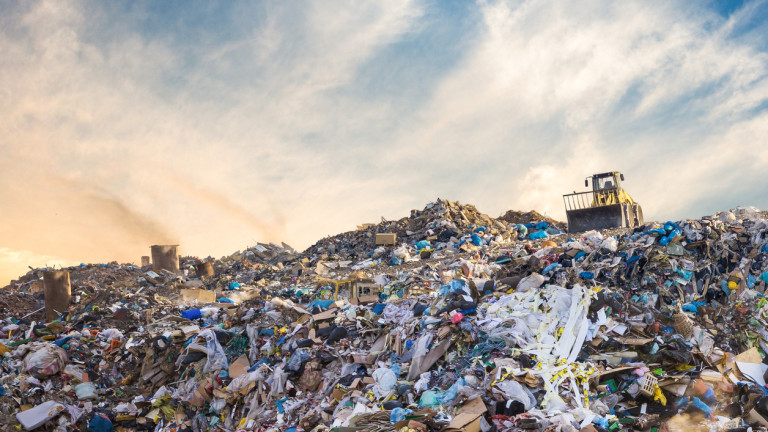 Кои държави изхвърлят най-много боклук в Европа?