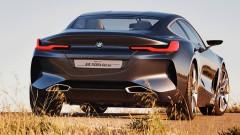 BMW 8 взе първата си жертва