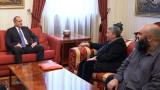 Културата да не е остатъчен елемент на държавния  бюджет, призова Радев
