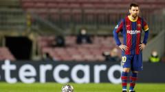Меси иска гаранции от Лапорта, за да остане в Барселона