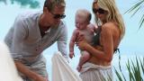 СНИМКИ: Семейство Крауч разпуска на о-в Капри
