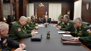 ДАЕШ са използвали химически оръжия в Сирия, смята Русия