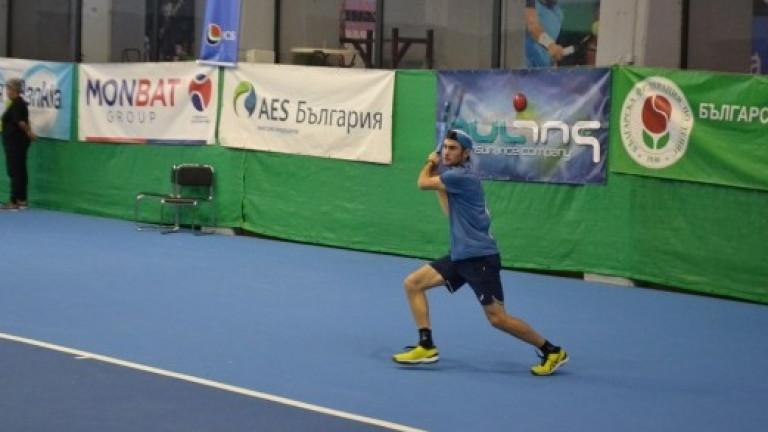 Габриел Донев спечели Държавното първенство на България по тенис в