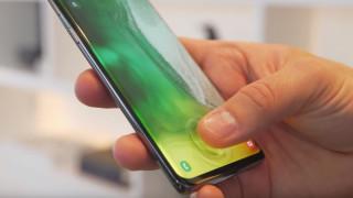 Какви проблеми има със сензора за пръстов отпечатък на Galaxy S10