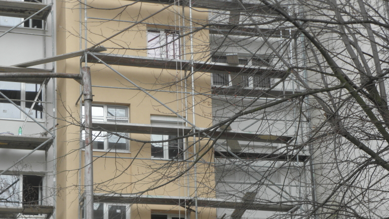 Санирани са 782 жилищни сгради в цяла България
