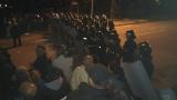 Кметът на Раднево обвини футболни фенове за окървавения протест